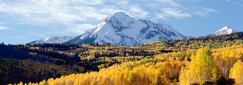 Fall on Silver Pick - Telluride