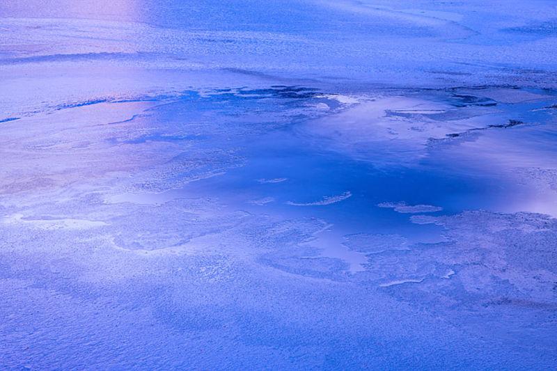Deep Blue  Swirls Of Sprague