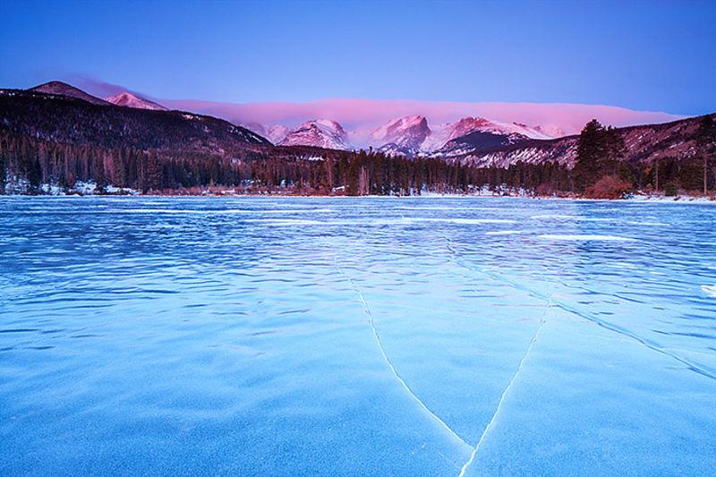 Sprague Lake Blues