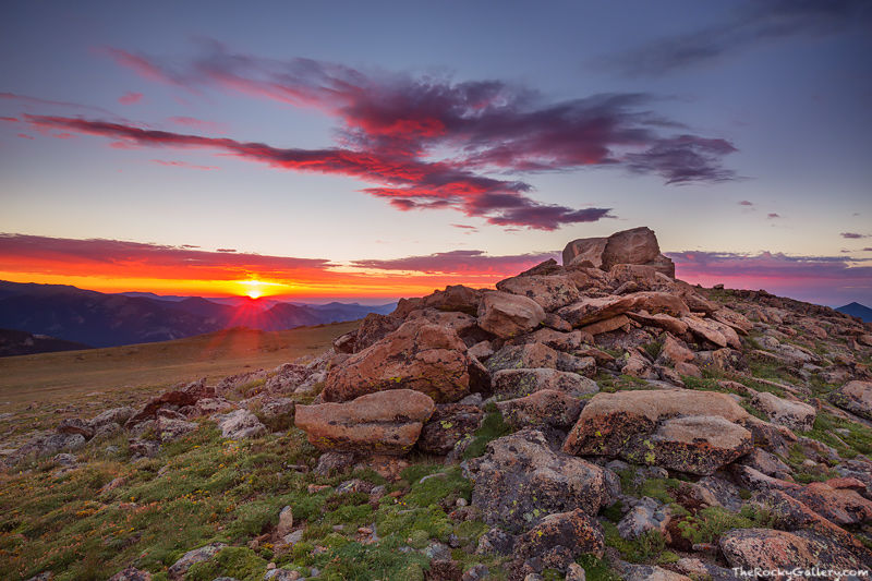 Trail Ridge Road,Tombstone Ridge,Sunrise,Landscape,Colorado,Rocky Mountain National Park,RMNP,Estes Park,Photography,alpine,tundra,treeline, clouds, Mummy Range, Ute Trail,RMNP,Landscape,Photography,G