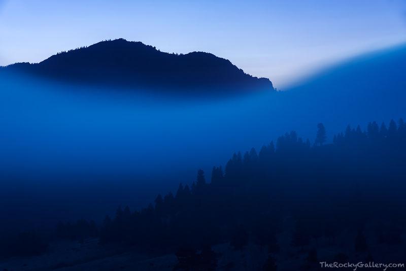 Walker Ranch,Boulder County Open Space,The Flatirons,Fog,Sunrise,Open Space,April,Landscape,Photography,Boulder,Colorado