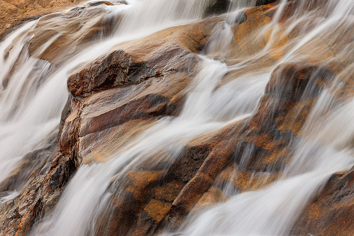 Alluvial Fan Falls,Roaring River,Rocky Mountain National Park,Colorado,water,lawn lake, photo