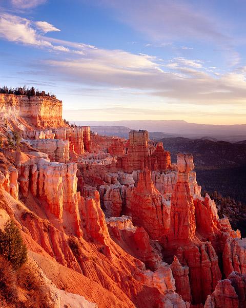 Aqua Canyon, Bryce Canyon National Park, Hoodoos, Large Format, Colorado Plateau, photo