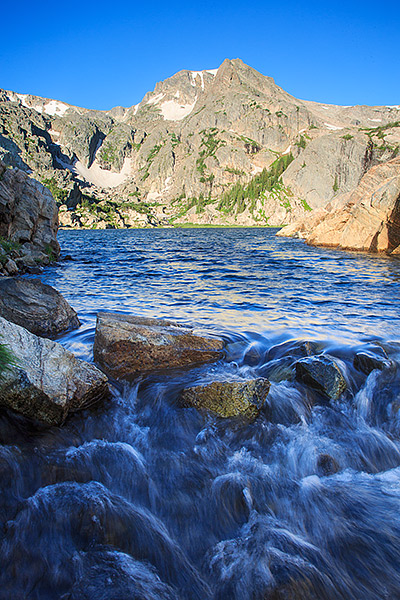 Bluebird Lake,Wild Basin,Colorado,William S. Cooper,Rocky Mountain National Park,Arbuckle Resevoir, photo