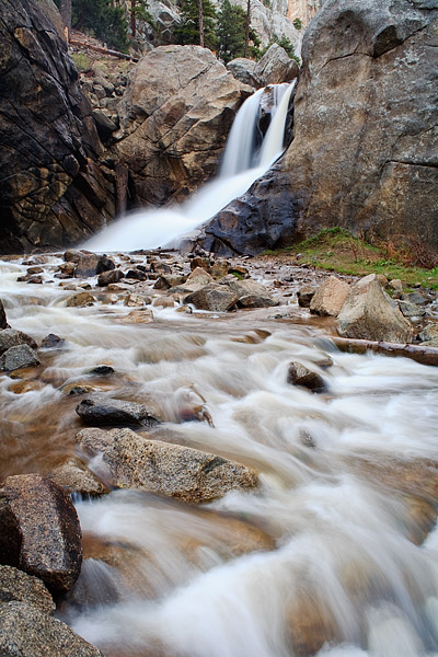 Boulder Falls, Boulder, Colorado, OSMP, Open Space, Water, photo