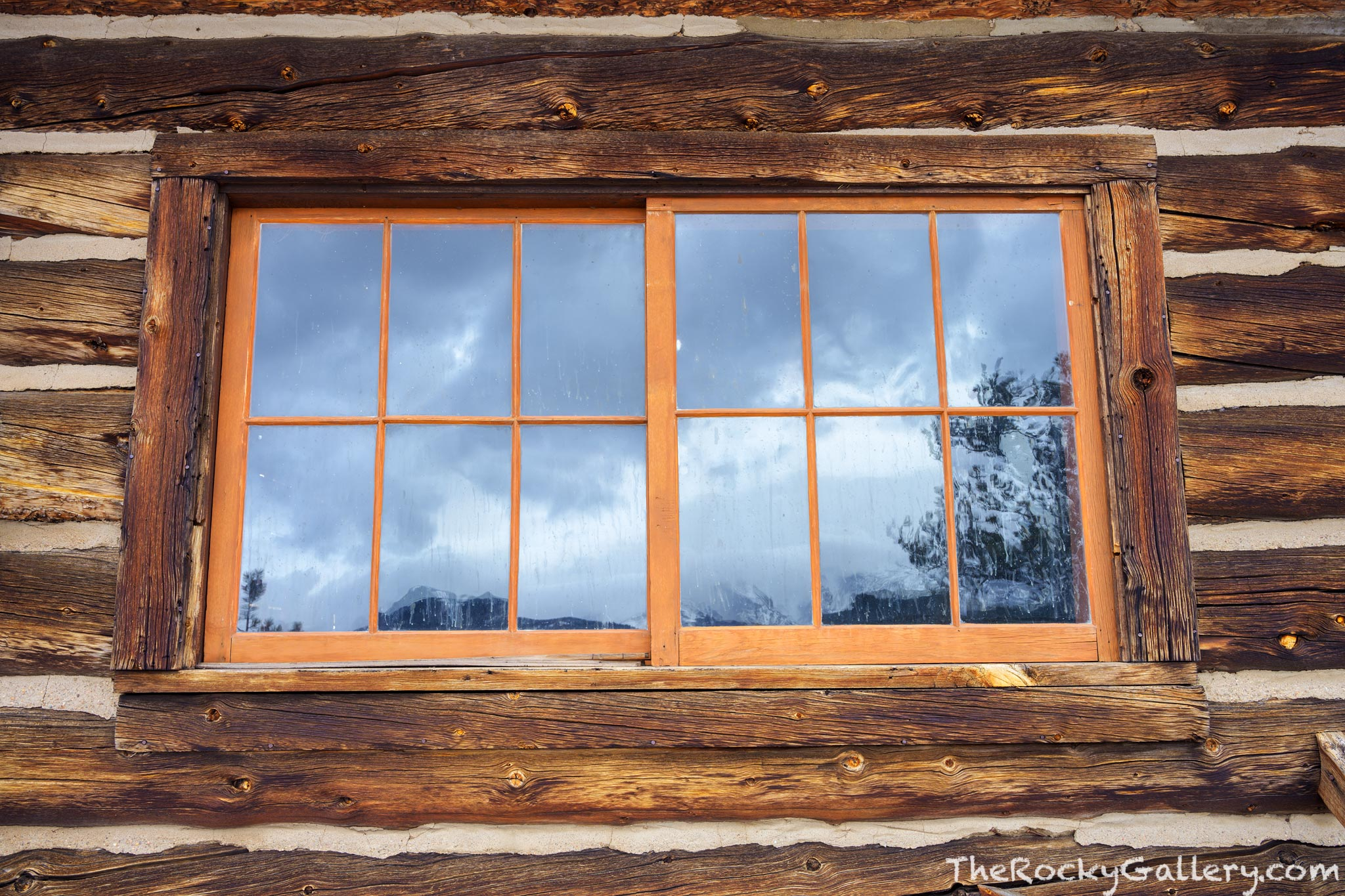 Moraine Park,Colorado,RMNP,Cabin,Landscape,Photography,January,wood,chinking,Continental Divide,Rocky Mountain National Park,Bear Lake Road, photo