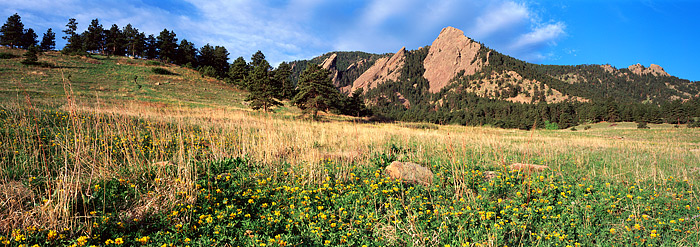 Chautauqua park, , Boulder, Colorado, Flatirons, Open Space, photo