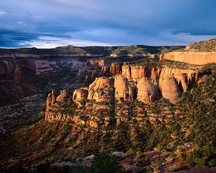 Colorado National Monument, National Parks, Grand Junction, Coke Ovens, Colorado Plateau, photo