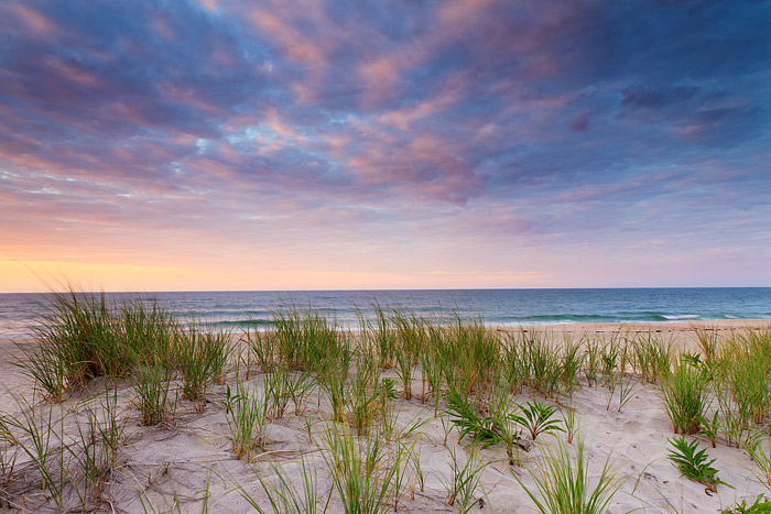 Coopers Beach, New York, Southampton, the Hamptons, Atlantic Ocean, Sunrise, photo