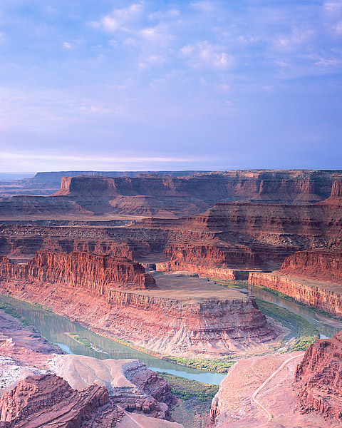 Dead Horse Point, Colorado River, Colorado Plateau, Dead Horse Point State Park, Canyonlands, photo
