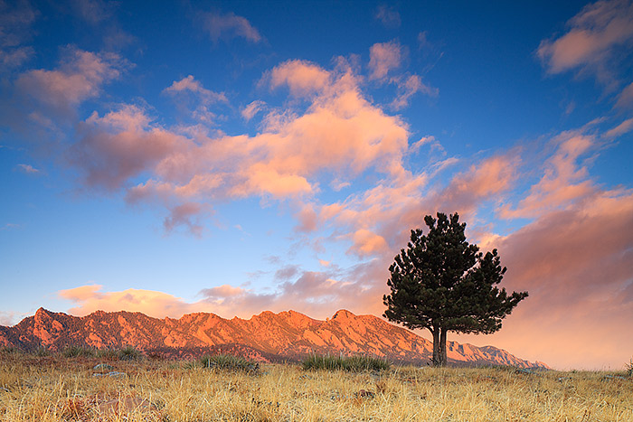 Boulder,Colorado,Open Space,Flatirons Vista,Sunrise,Doudy Draw, photo