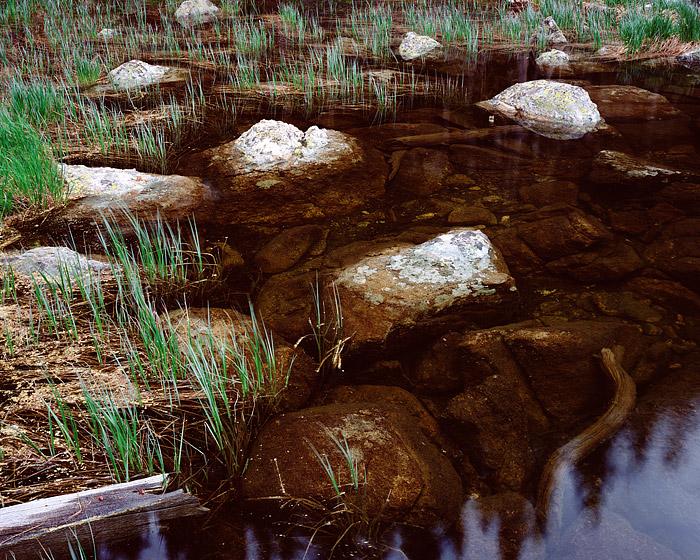 Rocky Mountain National Park, Colorado, Dream Lake, Hallet Peak, Flattop Mountain, Intimate, photo