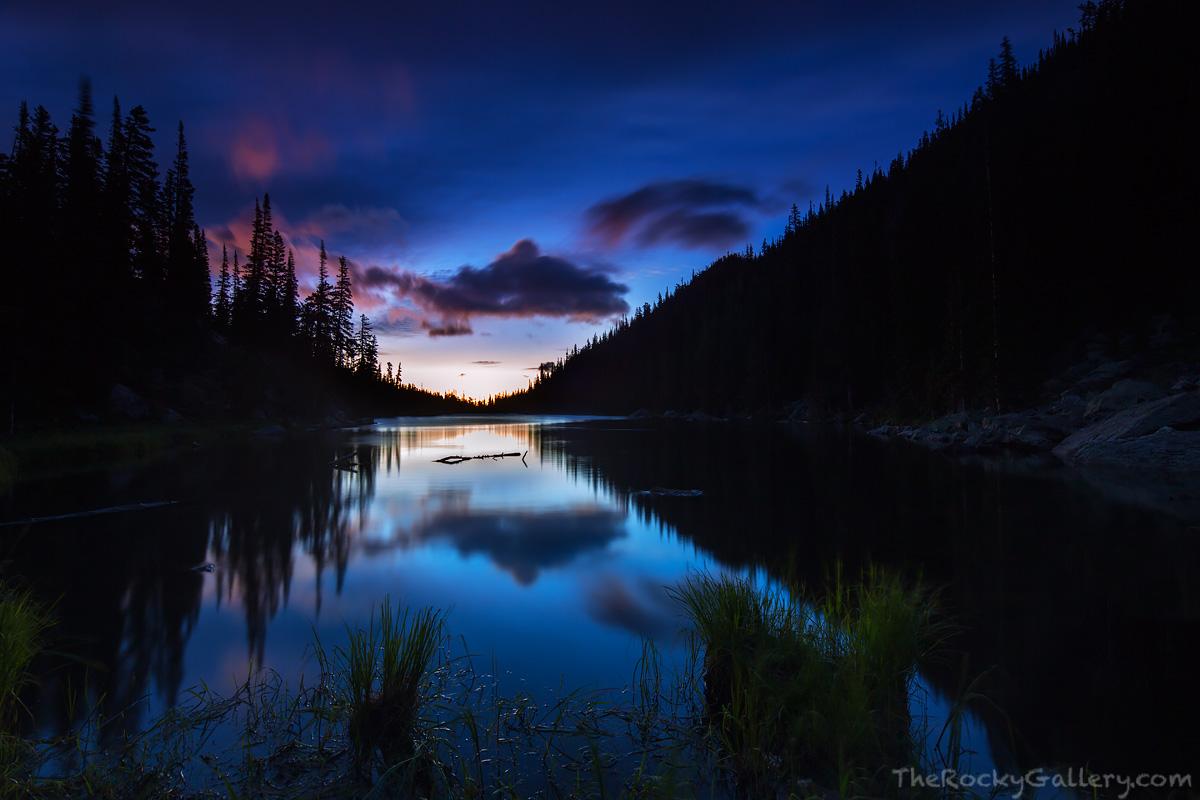 Reflections,Dream Lake,Sunrise,Bear Lake Road,Bear Lake Trailhead,RMNP,Colorado,Iconic,Rocky Mountain National Park,Estes Park,Landscape,Photography,August , photo
