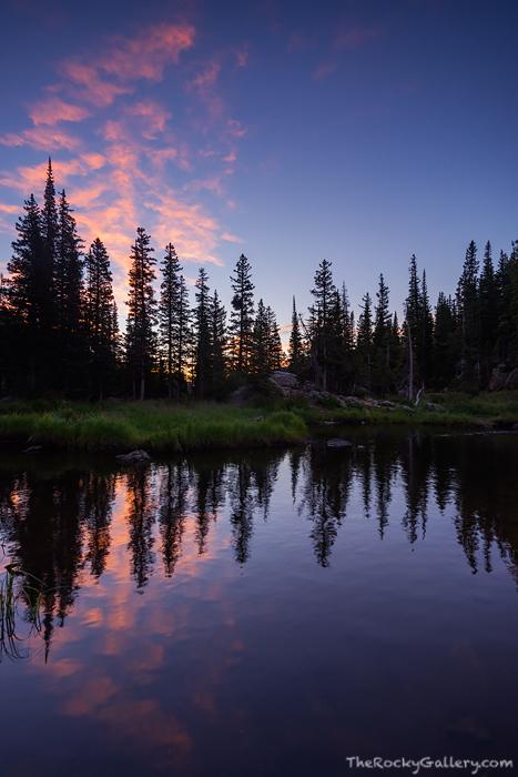 RMNP,Rocky Mountain National Park,Sunrise,Birthday,Landscape,Photography,Dream Lake,Tarn,Bear Lake,Trailhead,Celebration,Colorado,100 years,Estes Park,Grand Lake,Redication Ceremony,Peaceful,Solice,Ce, photo