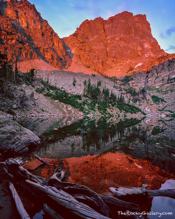 Many visitors to Rocky Mountain National Park will make the trek up to Dream Lake from the Bear Lake trailhead. Once hikers reach...