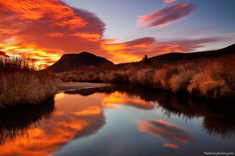 Fall River,Horseshoe Park,Rocky Mountain National Park,Colorado,Fall,Autumn,Elk,deer mountain,Estes Park,Fall River Road,RMNP,Landscape,Photography,Sunrise, photo