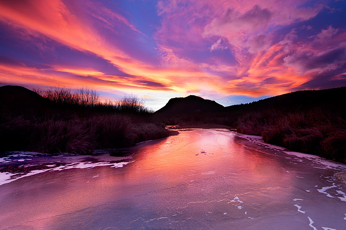Deer Mountain,Fall River,Horseshoe Park,Elk,Colorado,Rocky Mountain National Park,ice, photo