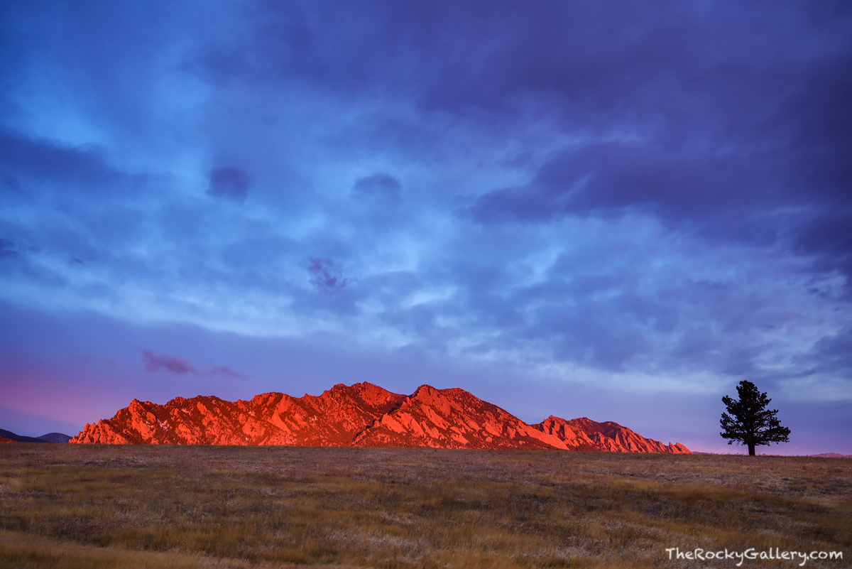 The views of Boulder iconic Flatiron formation are breathtaking from the south end of town. The Flatirons Vista open space trailhead...