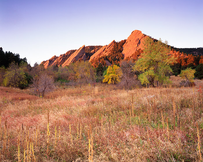 Chautauqua, Boulder, Colorado, Flatirons, Fall, Open Space, OSMP, photo