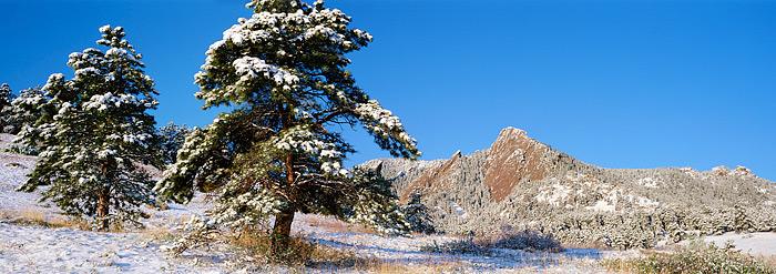 Colorado, Boulder, Flatirons, Chautauqua, Front Range, photo