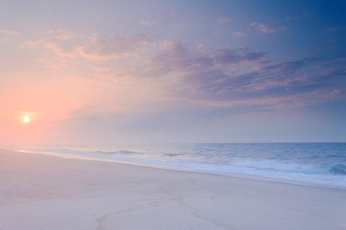 Flying Point Beach, New York, Southampton, Atlantic Ocean, photo