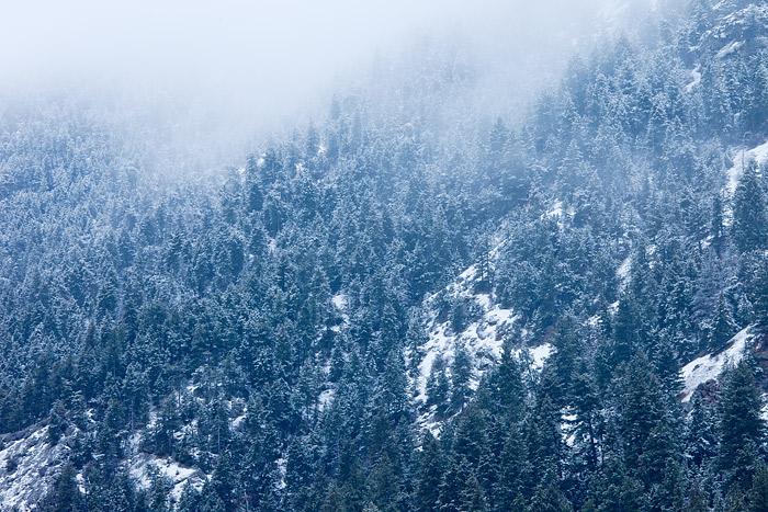 Boulder, Colorado, Open Space, Flatirons, OSMP, Winter, Snow, photo