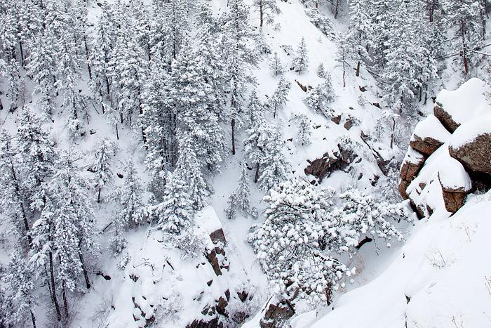 Boulder, Colorado, Open Space, OSMP, Gregory Canyon, Winter, Flatirons, photo