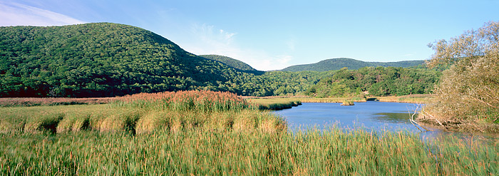 Iona Island, Bear Mountain State Park, New York, Hudson River, photo