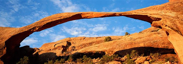 Landscape Arch, Arches National Park, Utah, Moab, photo