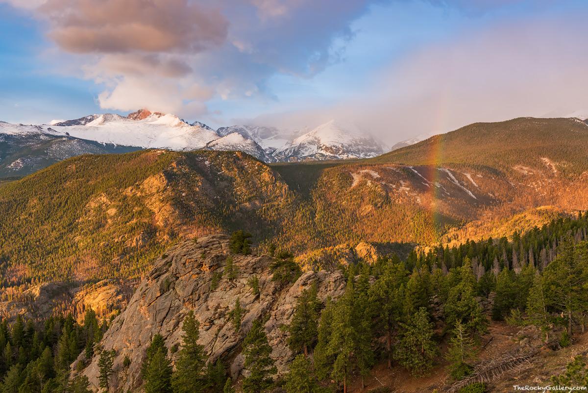 Longs Peak,Upper Beaver Meadows,Beaver Mountain,Moraine Park,Fern Burn Area,Thatchtop Mountain,Rainbow,RMNP,Estes Park,Colorado,Rocky Mountain National Park,Bear Lake Road,landscape,photography,weathe, photo