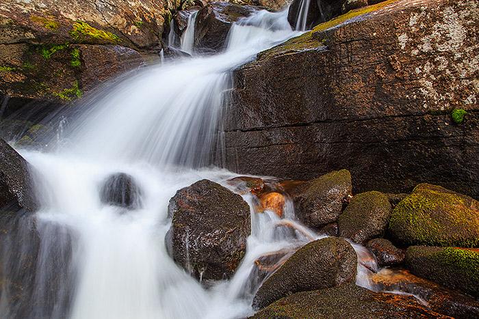 Lyric Falls,Rocky Mountain National Park,Wild Basin,Hunters Creek,Colorado,Waterfalls, photo