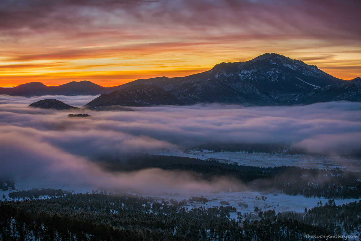 RMNP,Upslope,Colorado,Twin Sisters,Moraine Park,Upper Beaver Meadows,Rocky Mountain National Park,Estes Park,February,Fog,Landscape,Photography,Many Parks Curve,Trail Ridge Road,Front Range