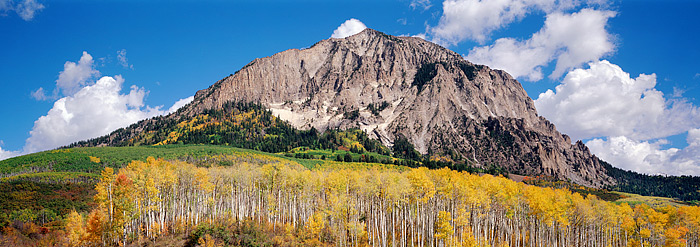 Marcellena, Crested Butte, Colorado, Fall Color, Aspen, Kebler Pass, photo