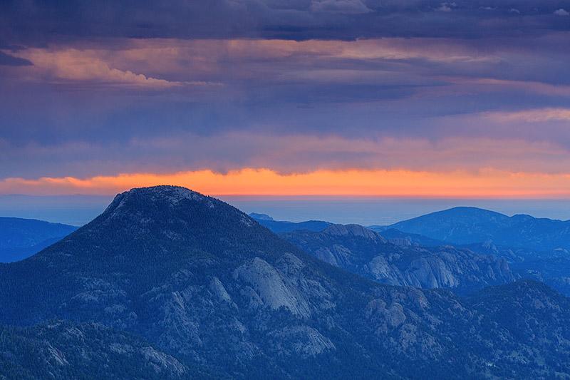 Rocky Mountain National Park,Colorado,RMNP,Estes Park,Trail Ridge Road,Rainbow Curve,McGregor Mountain,sunrise,photography,landscapes,lumpy ridge , photo