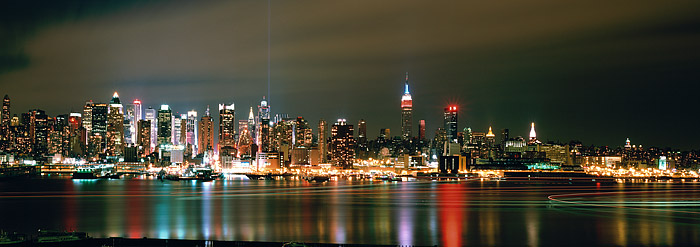 Manhattan, Hudson River, Midtown, New York, New Jersey, photo