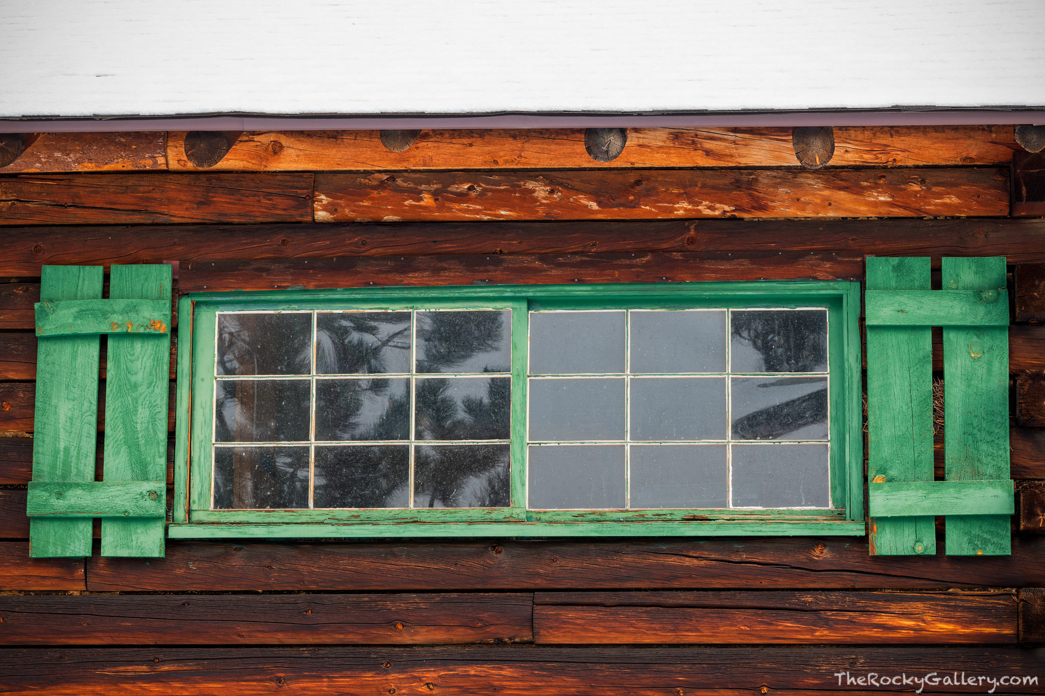 Moraine Park,Cabin,RMNP,Bear Lake Road,Windows,Man Made,Estes Park,Colorado,RMNP,Rocky Mountain National Park,Landscape,Photography, photo