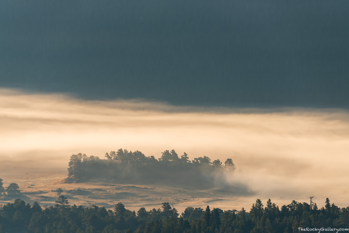 Moraine Park,Fog,Rocky Mountain National Park,Rainbow Curve,Autumn,October,Big Thomspon,Trail Ridge Road,Estes Park,Colorado,RMNP,Landscape,Photography , photo