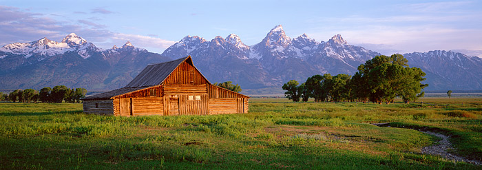 Grand Teton, National Park, Wyoming, Panoramic, Mormon Row, Jackson Hole, photo