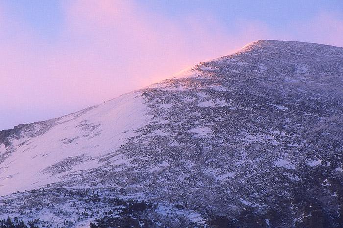 Otis Peak, Bear Lake, Rocky Mountain National Park, Glacier Gorge, Hallet Peak, photo