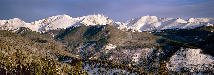 Rocky Mountain National Park, Mummy Range, Trail Ridge Road, Colorado, Estes Park, photo
