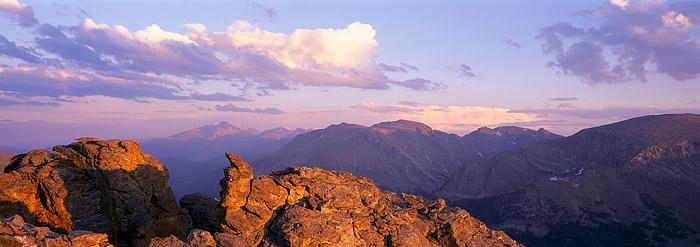 Rock Cut, Longs Peak, Rocky Mountain National Park, Trail Ridge Road, Estes Park, photo