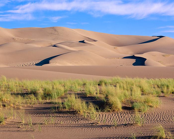 Great Sand Dunes, National Monument, Alamosa, Colorado, San Luis Valley, photo