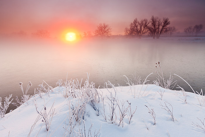Boulder, Colorado, Sawhill Ponds, Open Space, OSMP, Winter, Sunrise, Snow, photo
