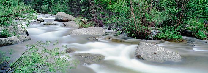 Rocky Mountain National Park, Wild Basin, St. Vrain, Colorado, photo