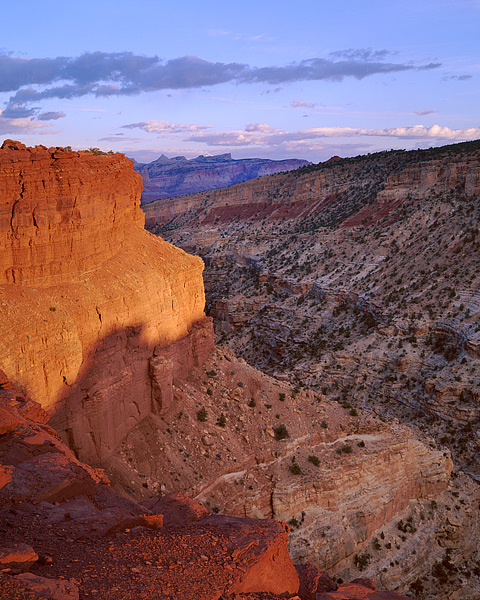 Capitol Reef National Park, Sulphur Creek, Henry Mountains, Utah, Sandstone, Waterpocket fold, photo