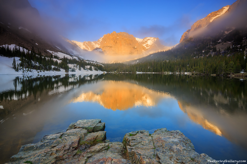 Few places are more spectacular in Rocky Mountain National Park than the area around The Loch and Loch Vale. Majestic peaks tower...