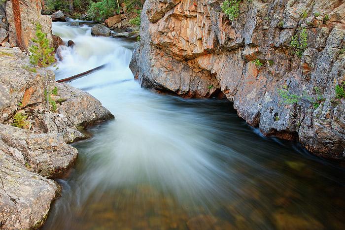 The Pool, Big Thompson,  River, Moraine Park, Rocky Mountain National Park, Colorado  , photo